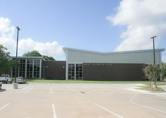 Richardson Rec Center - Richardson, TX
