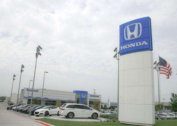 Honda Rockwall - Rockwall, TX
